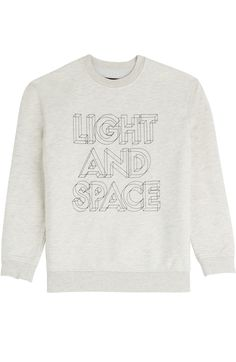MARC BY MARC JACOBS Light And Space Sweatshirt. #marcbymarcjacobs #cloth #sportswear