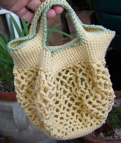 free Cotton bag #2 pattern by gilly.bettney, via Flickr