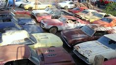 Old Barn Frames for Sale | 75 Muscle Cars For Sale
