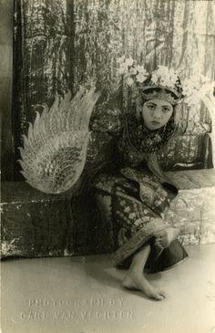 Indonesia, Bali ~ Ni Gusti Raka, 1952