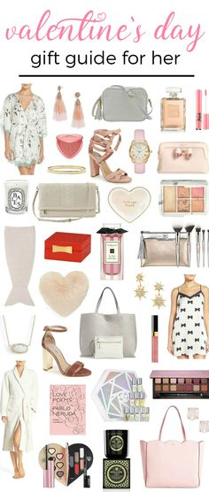 The best Valentine's Day gift guide for women | gift ideas for Valentine's Day | gift ideas | gifts for women | Florida beauty and style blogger Ashley Brooke Nicholas