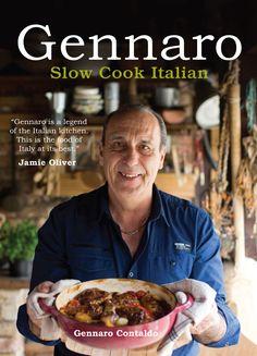 Slow Cook Italian by Gennaro Contaldo