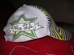 "Cap ""FreeStyle"" ""Stars"" (2)"