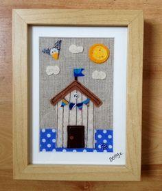 Beach Hut Picture £15.00