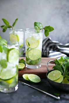 Mojito Recipe - How to Make a Mojito - The Forked Spoon