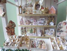 Echoppe de Noël - Facebook Les Miniatures de Mathilde