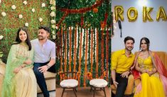 Lockdown Weddings That Gave Us 8 Major Budget Décor Ideas for Indian Weddings - Witty Vows Indian Wedding Photography, Light Photography, Couple Photography, Wedding Places, Home Wedding, Wedding Ceremony, Indian Wedding Decorations, Indian Weddings, Birthday Surprise Kids