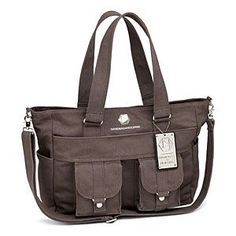 ThinkGeek :: Handbag of Holding Bigger on the inside