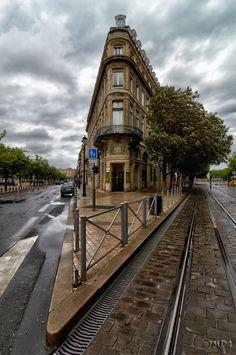 Comèdie Square, Bordeaux, France
