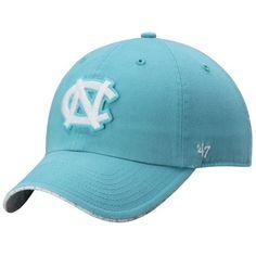 bb948d52c71 North Carolina Tar Heels  47 Brand Women s Olivia Clean Up Adjustable Hat -  Carolina Blue