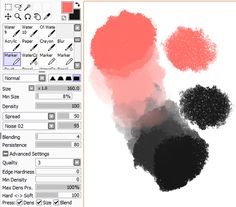 (100+) sai brushes | Tumblr
