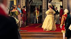 The Young Queen Victoria - Movie Trailer The costumes,  colors and set are *Fantastic*