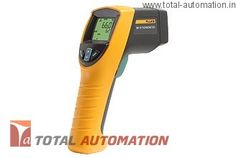 Lighten up your toolbox. The Fluke 561 IR and contact thermometer, combines the temperature measurement functions that industrial, electrical, and HVAC/R professionals need, all in one tool. It measures both infrared and contact temperature, replacing several other test tools. It's fast, efficient, and easy to use, saving you valuable time and effort.  With the Fluke 561 infrared thermometer, you can also take contact and ambient temperatures in the way that's best for you. Use the IR… Temperature Measurement, Infrared Thermometer, Toolbox, All In One, Save Yourself, Effort, Industrial, Easy, Tool Box