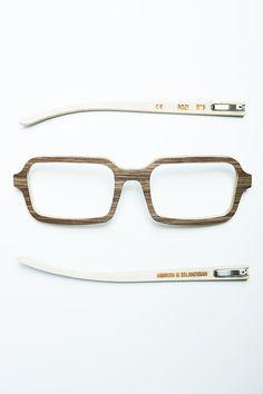 No.5 Walnut, handmade, wooden sunglasses by Rozi Handcrafted Sunglasses
