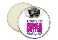 The Blissful Dog Just A Nose Butter 2Ounce *** Click on the image for additional details.Note:It is affiliate link to Amazon.