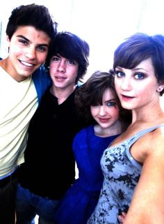 Degrassi <3 The girl who plays Adam is sooo pretty omg!