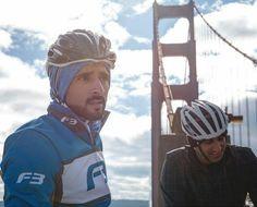 Monday, 28/12/2015  The Crown Prince of Dubai, His Highness Sheikh Hamdan bin Mohammed bin Rashid Al Maktoum and Mr. Ahmed bin Saeed bin Manana Al Ketbi cycling in San Francisco, California  Source : warsaan11