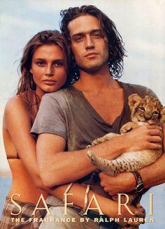 Bridget Hall and Toni Bruce - Safari