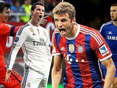 Uefa-Allstar SPORT BILD