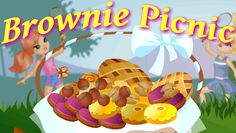 Get to know the proper way of preparing a brownie picnic basket through Brownie Picnic! Everyone loves picnics and what's a picnic without a complete picnic basket filled with all stuff that we love to eat?! Brownies are one of those food items that we just love to consume so with this online game: Brownie …