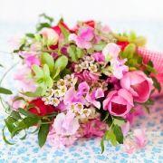 Gorgeous springy bouquet