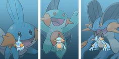 Water starter 3rd generation #Pokemon