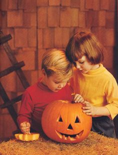 Halloween Ideals 1972
