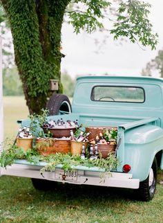 Elegant Backyard Wedding by Ashley Upchurch - Southern Weddings - country wedding Elegant Backyard Wedding, Farm Wedding, Wedding Reception, Summer Wedding, Forest Wedding, Woodland Wedding, Rustic Wedding Bar, Elegant Wedding, Boho Wedding