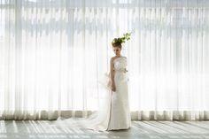 Japanese, Curtains, Wedding, Dresses, Home Decor, Valentines Day Weddings, Vestidos, Blinds, Decoration Home