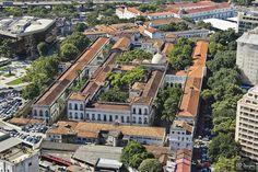 imagens da Santa Casa de Misericordia do Rio de Janeiro RJ - Pesquisa Google
