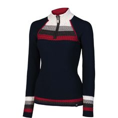 Neve Taylor Zip Neck Sweater - Women's - Buckman's Ski and Snowboard