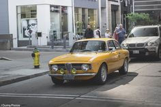 Alfa Romeo Veloce [OC] [5184x3456] via Classy Bro