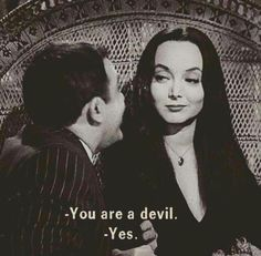Gomez And Morticia. The Addams Family.You can find The addams family and more on our website.Gomez And Morticia. The Addams Family. Morticia Addams, Gomez And Morticia, Adams Family Morticia, Tv Quotes, Mood Quotes, Die Addams Family, Addams Family Quotes, The Addams Family 1964, Citations Film