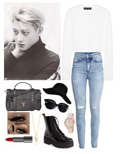 Casual date with Tao (requested by evil-cookie-of-darkness) - Admin K