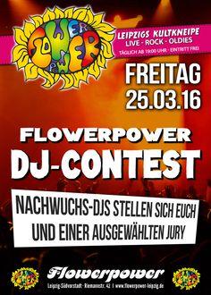 Freitag, 25.03.16 - https://www.facebook.com/events/634134506725459
