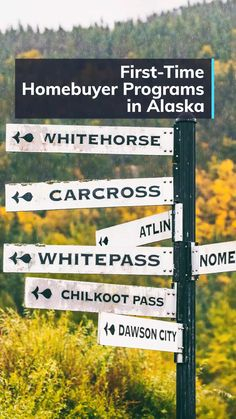 Ready to buy in Alaska? Here's your guide to first-time buyer programs to help make your dream a reality. Click 'Visit' to read more now. Home Buying Process, Buying A New Home, Durham North Carolina, Programming, Alaska, First Time, Dreaming Of You, Reading, City