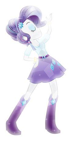 Rarity ♦ Crystal