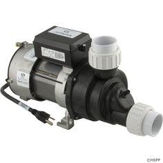 Pump, Bath, Gecko Aquaflo Whirlmaster, 1.5hp, 115v, 1-spd