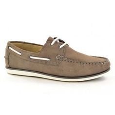 Bootschoenen - taupe Sperrys, Jeans, Boat Shoes, Taupe, Sneaker, Fashion, Moda, Sneakers