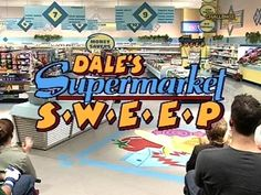 Dale's Supermarket Sweep :)