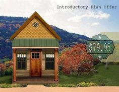 Introductory Offer   Plan 448   Texas Tiny Homes