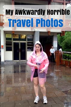 The WORST photos people have ever taken of me on my travels