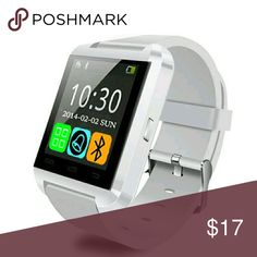 0ce03ab10ab4cd Smart Watch Smartwatch compatible with Android and Apple phones. unbranded  Accessories Watches