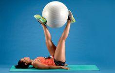 Doe deze oefeningen als cooling-down na je training en help je spieren om te herstellen.