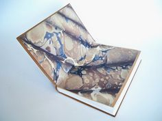 Marbled paper makes every book a little miracle