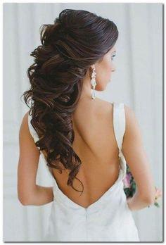 Wedding Hairstyles Half Up And Half Down (122) #weddinghairstyles