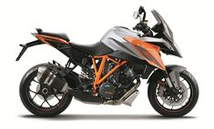 Unless the Austrian massively botched this relatively easy task, this could mean that the KTM 1290 Super Duke GT is the best sport-tourer on the market. Description from asphaltandrubber.com. I searched for this on bing.com/images
