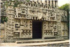 aztec buildings - Google Search