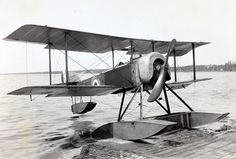 Sopwith, Baby Seaplane  San Diego Air and Space Museum Archive