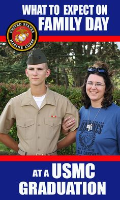 Learn what to expect at a MCRD Graduation Family Day in San Diego. Advice and information from a Marine Mom with THREE Marines.
